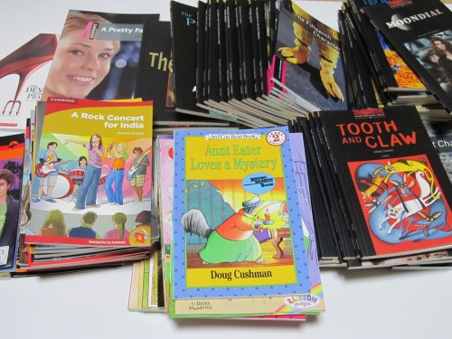 OXFORD BOOKWORMS オックスフォード ブックワームズなど英語多読用110冊買取