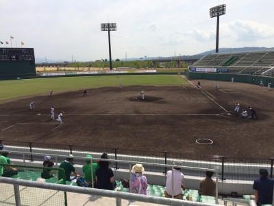 高岡西部総合公園野球場