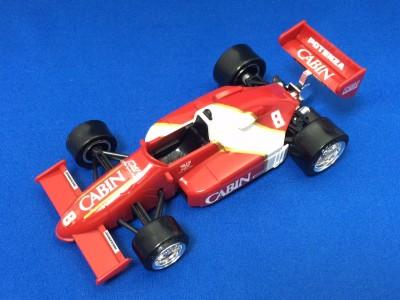 F1 レーシングカー CABIN RACING 模型 キャビン ミニカー