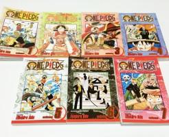 ONE PIECE ワンピース 英語版漫画単行本