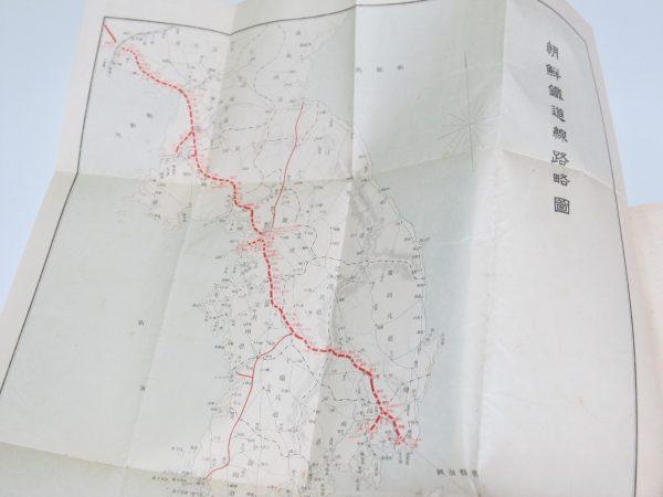 朝鮮鉄道線路略図