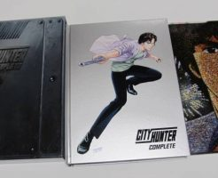 シティーハンター コンプリート DVD BOX