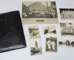 日中戦争 陸軍軍人 日本軍 写真アルバム
