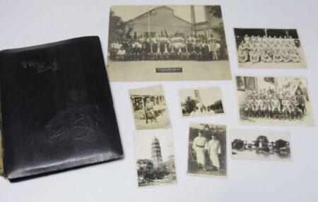 日中戦争 陸軍軍人 日本兵 古写真アルバム Japan Imperial Army in China photo image