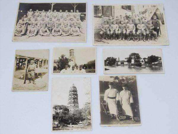 陸軍兵士 日本軍 戦争中写真 傷痍軍人