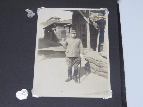 陸軍兵士 日本軍 古写真