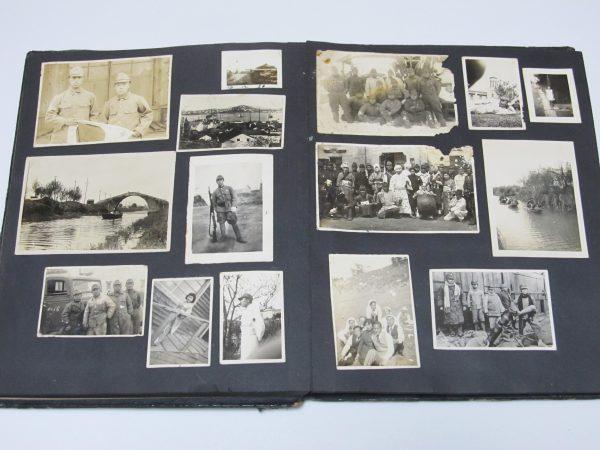 日本兵 傷痍軍人 古写真