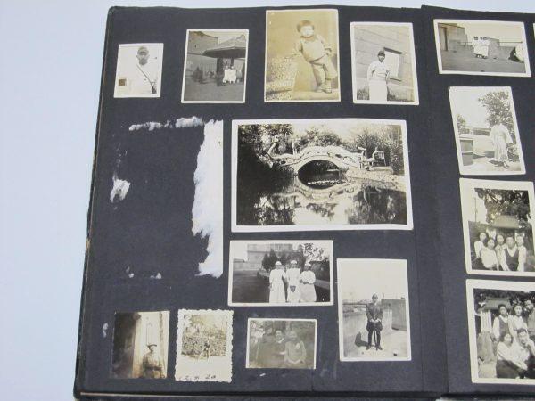 日本兵 傷痍軍人 看護婦 古写真