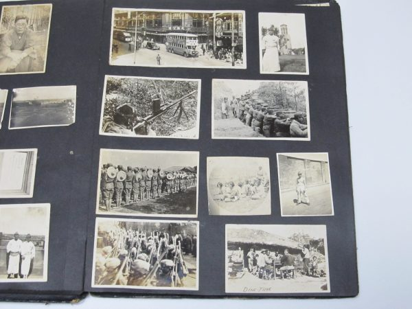 帝国陸軍兵士 日本軍 中国 古写真 Japan Imperial Army in China photo image