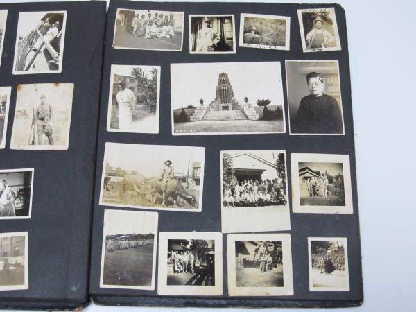 帝国陸軍兵士 日本軍 中国 負傷兵 古写真 Japan Imperial Army in China photo image