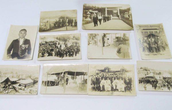 戦前中国写真買取 厦門神社 広東
