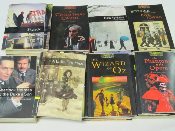 OXFORD BOOKWORMS 買取 英語多読 リーディング