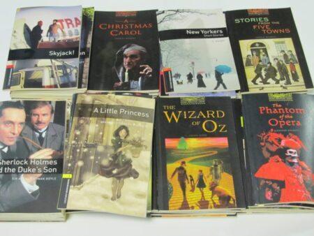 OXFORD BOOKWORMS 買取 オックスフォード ブックワーム 英語多読 リーディング