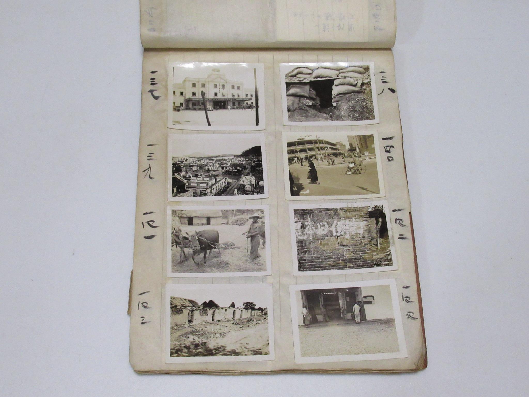 支那事変従軍写真買取 南京 上海 日中戦争