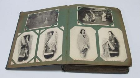 戦前の歌舞伎絵葉書を買取 Kabuki Postcard