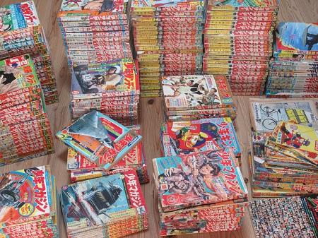 神奈川県漫画雑誌買取